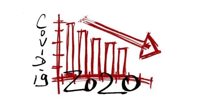 Rezession mit historischem Ausmaß wird erwartet - economy 4964514 1920