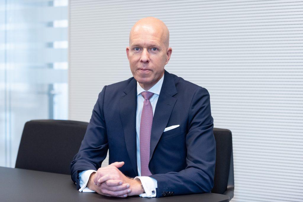 Marc Knothe übernimmt Geschäftsführung von Intrum Deutschland und Österreich - Marc Knothe 005